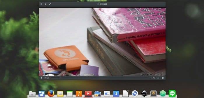 Linux Elementary OS Video App