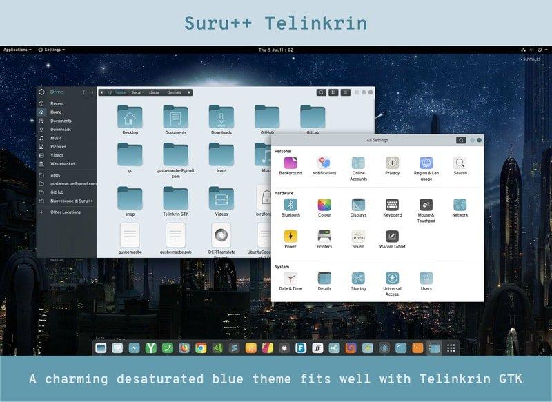 Suru++ Telinkrin