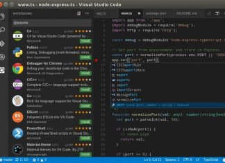 Visual Studio Code for Linux
