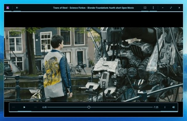 Zorin OS Gnome Video App