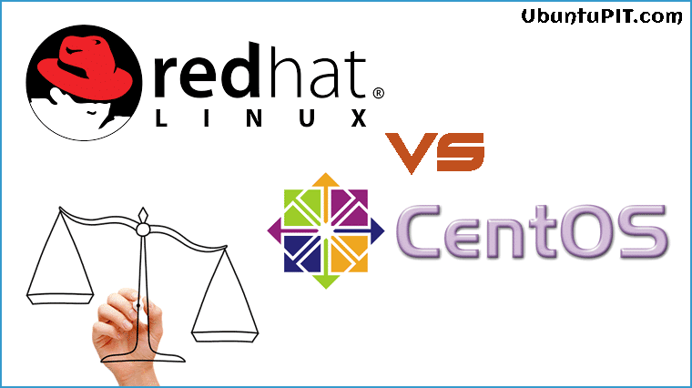 Centos vs RedHat: 15 Interesting Facts to Know | UbuntuPIT