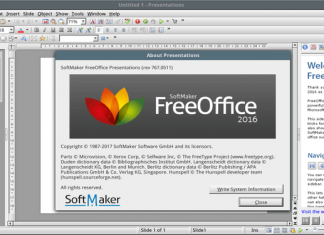 FreeOffice – A Free and Best Alternative to Microsoft Office for Linux
