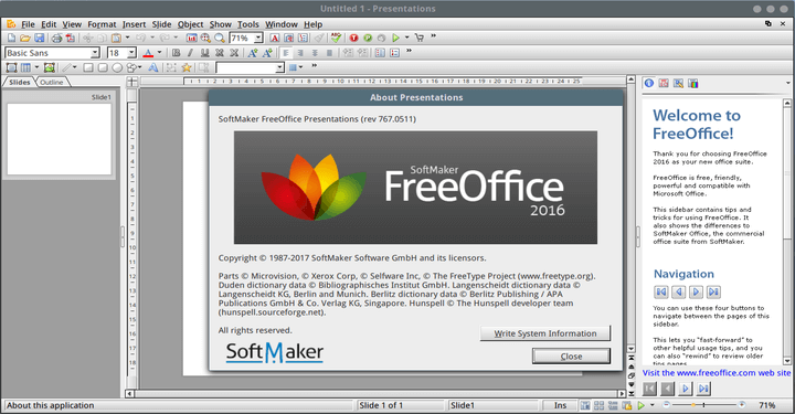 freeoffice  u2013 a free and best alternative to microsoft