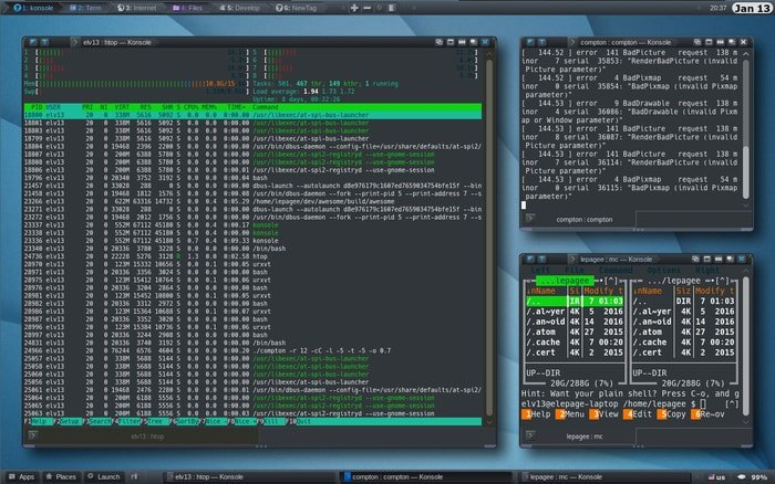 Best 20 Linux Window Managers: A Comprehensive List for