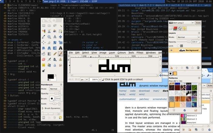 dwm-1