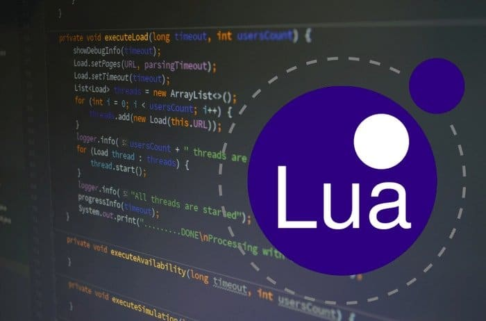 Lua - best programming language for games