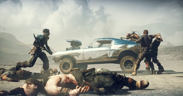 Mad Max Steam Game-2
