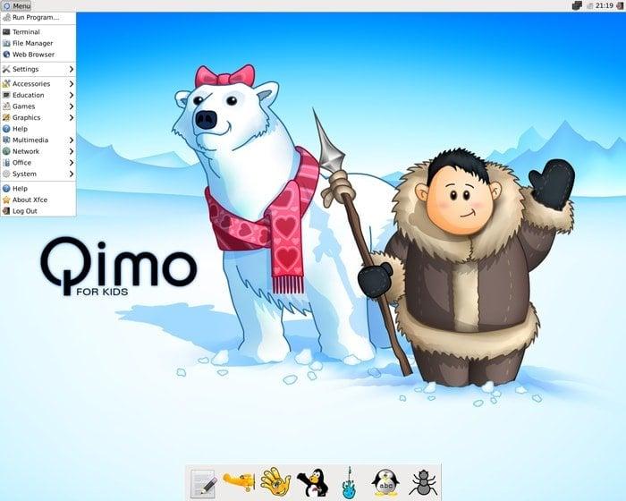 Qimo 4 Kids