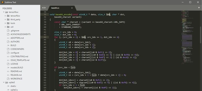 Sublime Text Editor-3