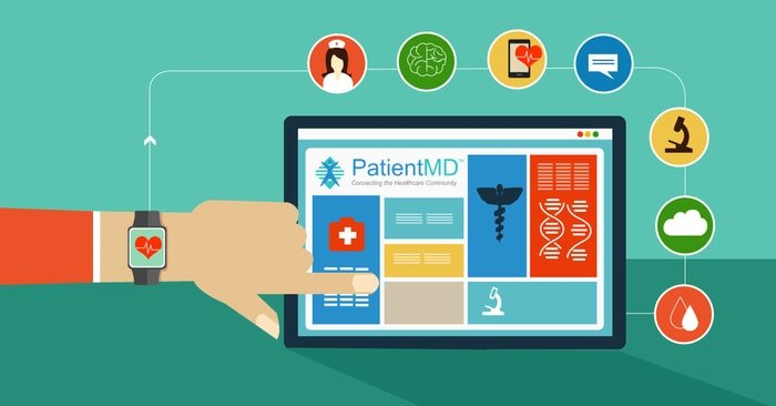 The Healthcare Industry Embraces IoT