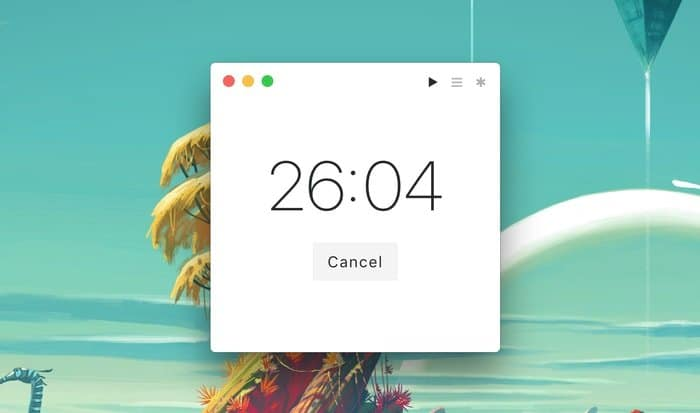 Thomas – A Simple, Modern and Cross-platform Pomodoro Timer App for Linux