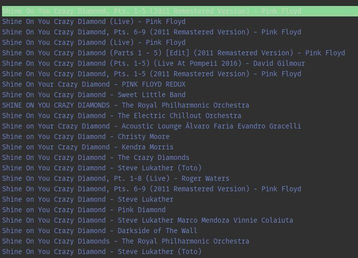 Tidal CLI Client – Command Line-based Music Streaming App For Linux