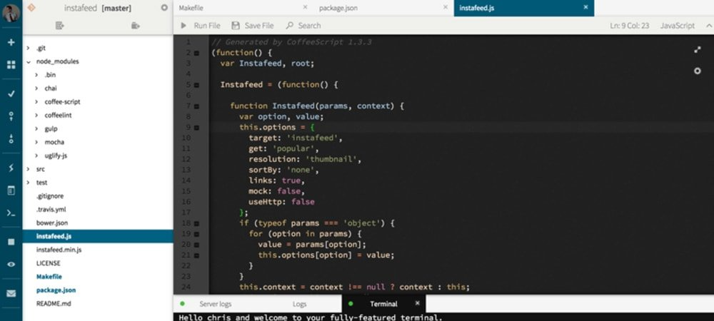 Best Javascript Editor for Linux: Best 20 Javascript IDE and Online