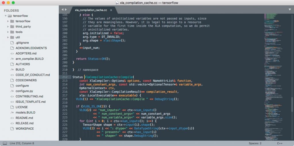 Sublime Text as Notepad alternative