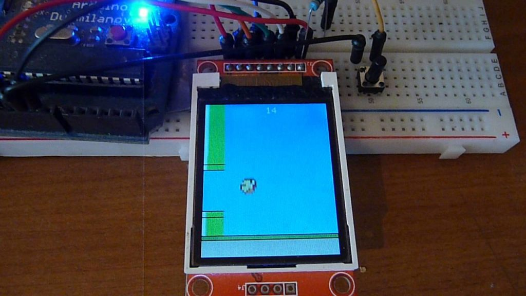 best arduino game projects