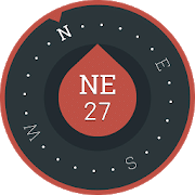 best-compass-apps-for-android-Compass-Free-No-Ads