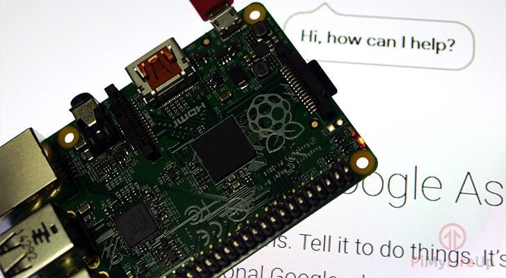 raspberry pi projects for AI