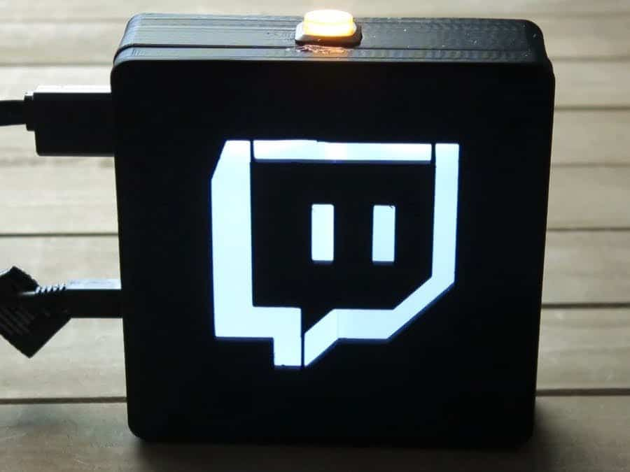 Raspberry Pi Twitch Bot