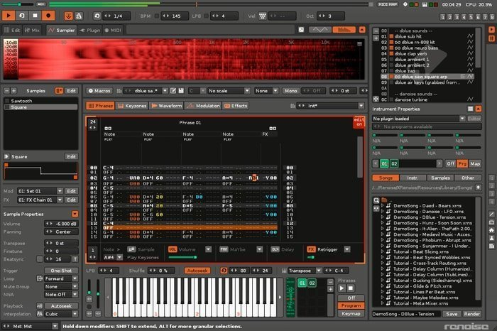 20 Best Music Making-Mixing and DJ Software for Linux