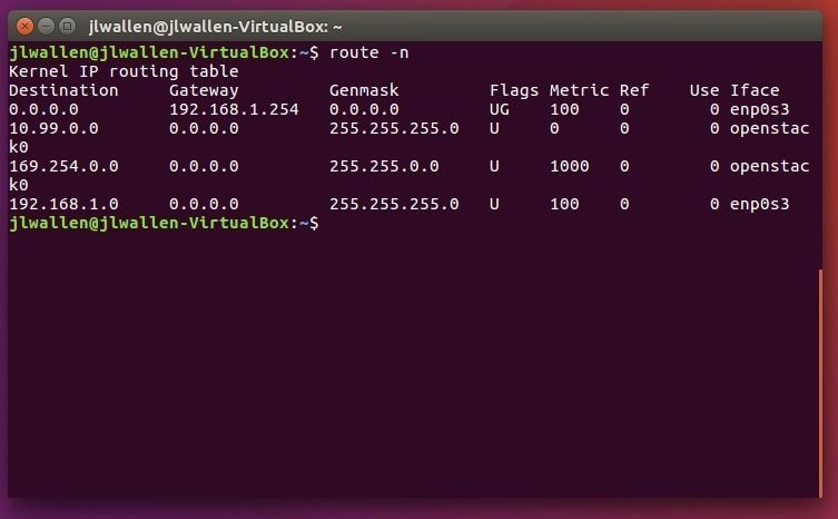 Linux Commands for Network
