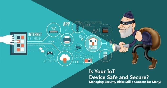 Most Common IoT Security Threats