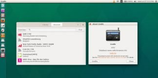 Radio Streaming Software for Linux System