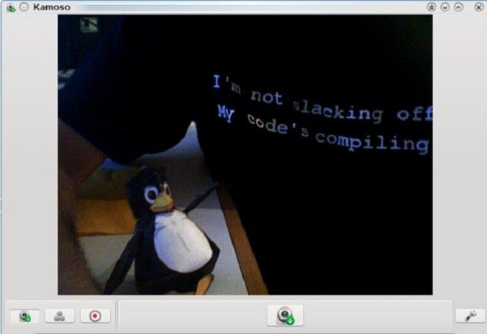 kamoso-Linux webcam software