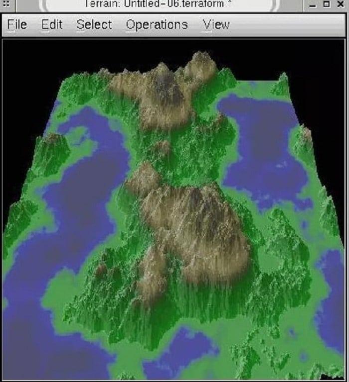 Terraform-Linux fractal Tools