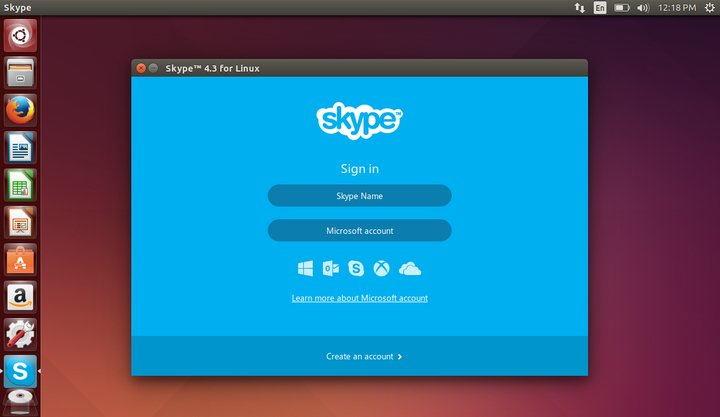 Skype Linux VoIP Software