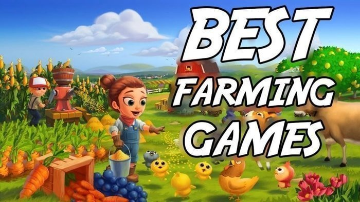 The 20 Best Farming Games For Android For Experiencing Real Farming