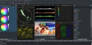 Kdenlive is an open source video editor