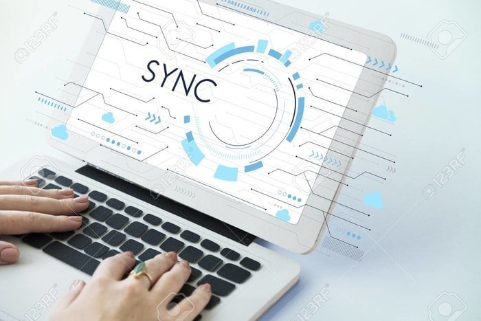 Sync cloud storage