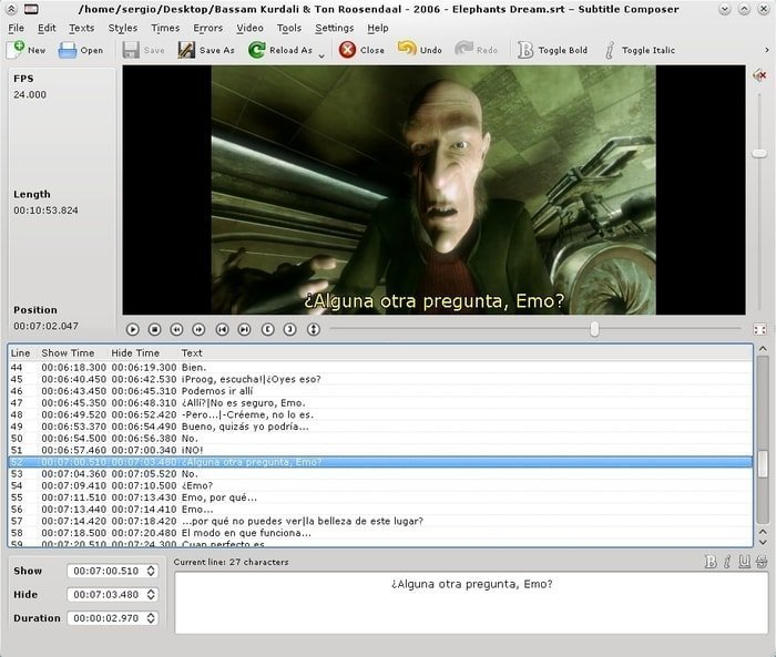 Top 10 Best Subtitle Editor for Linux in 2019 | UbuntuPIT