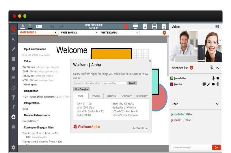 HTML5 Virtual Classroom