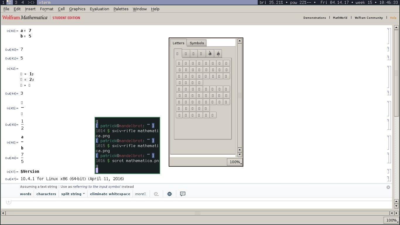 Best proprietary computer algebra systems for Linux