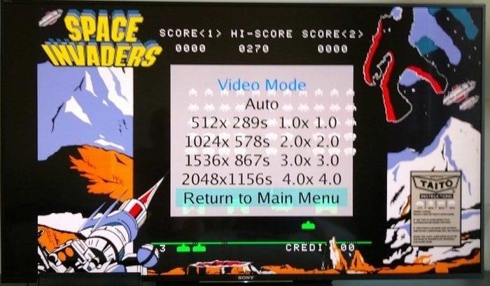 AdvanceMAME retro games emulator