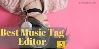 Best Music Tag Editor Software for Linux system
