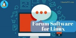 Best Open Source Forum Software For Linux