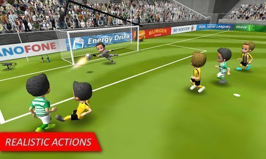 Mobile-Soccer-League