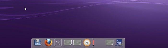 Simdock – MacOS Like Dock