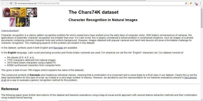 Chars74k