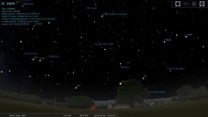 astronomy linux astronomy software
