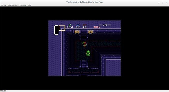 higan game emulator console