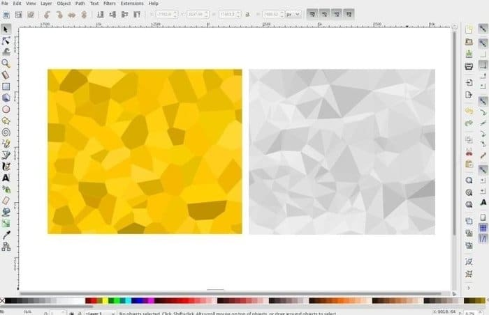 inkscape vector graphics software