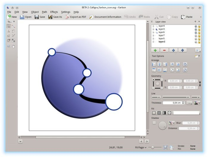 20 Vector Graphics Software For Linux: Tools To Create