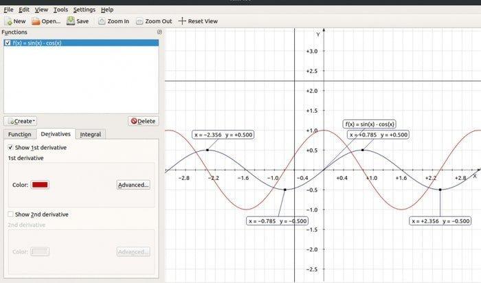 kmplot- plotting tools for Linux