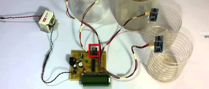 liquid-level-monitoring-system