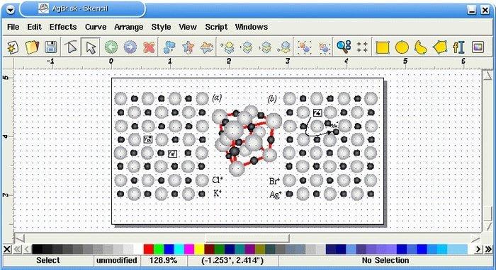 skencil vector graphics software