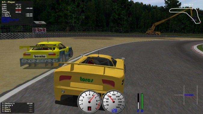 torcs racing games