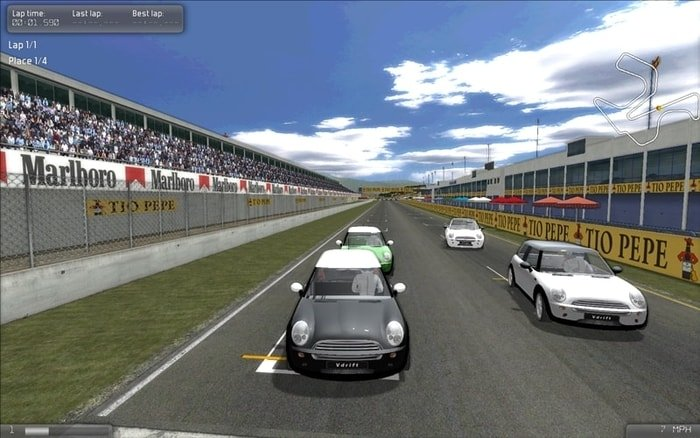 vdrift racing games
